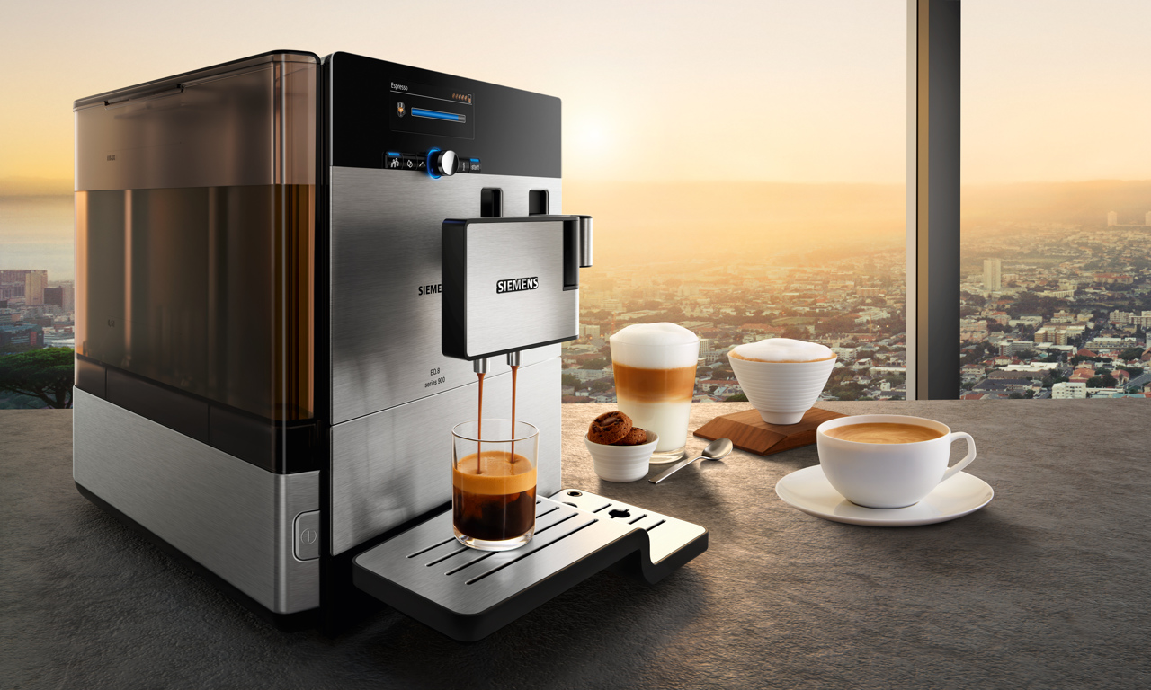 What do I have to consider when buying a fully automatic coffee machine?